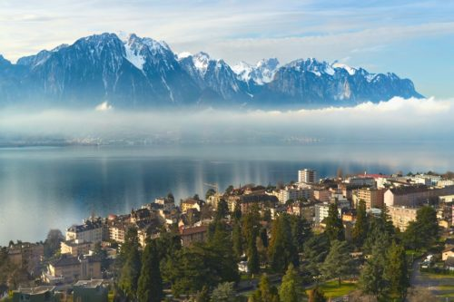 Notre guide touristique pour la ville de Montreux