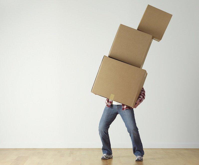 déménager