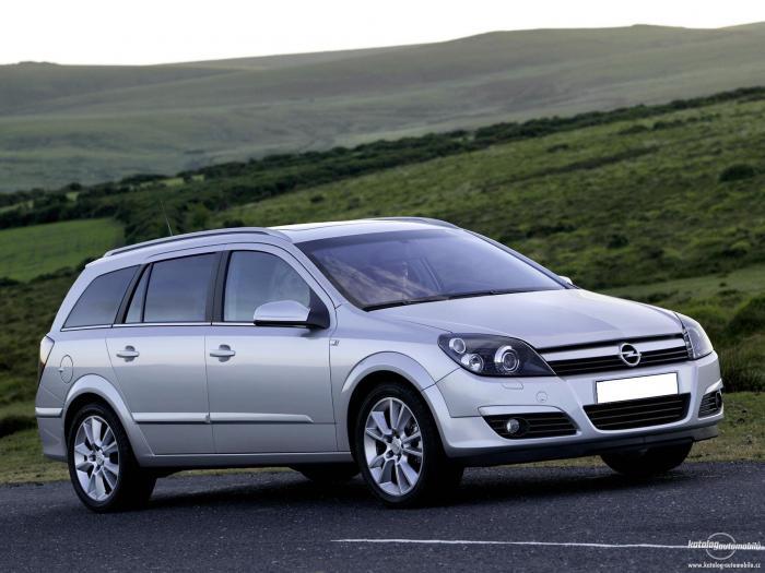 Opel Astra H16R Caravan
