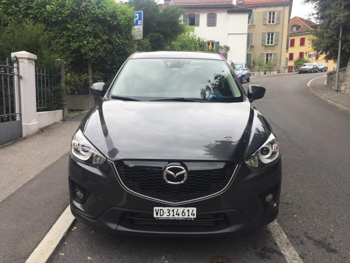 Mazda CX-5 2.2 Ambition AWD