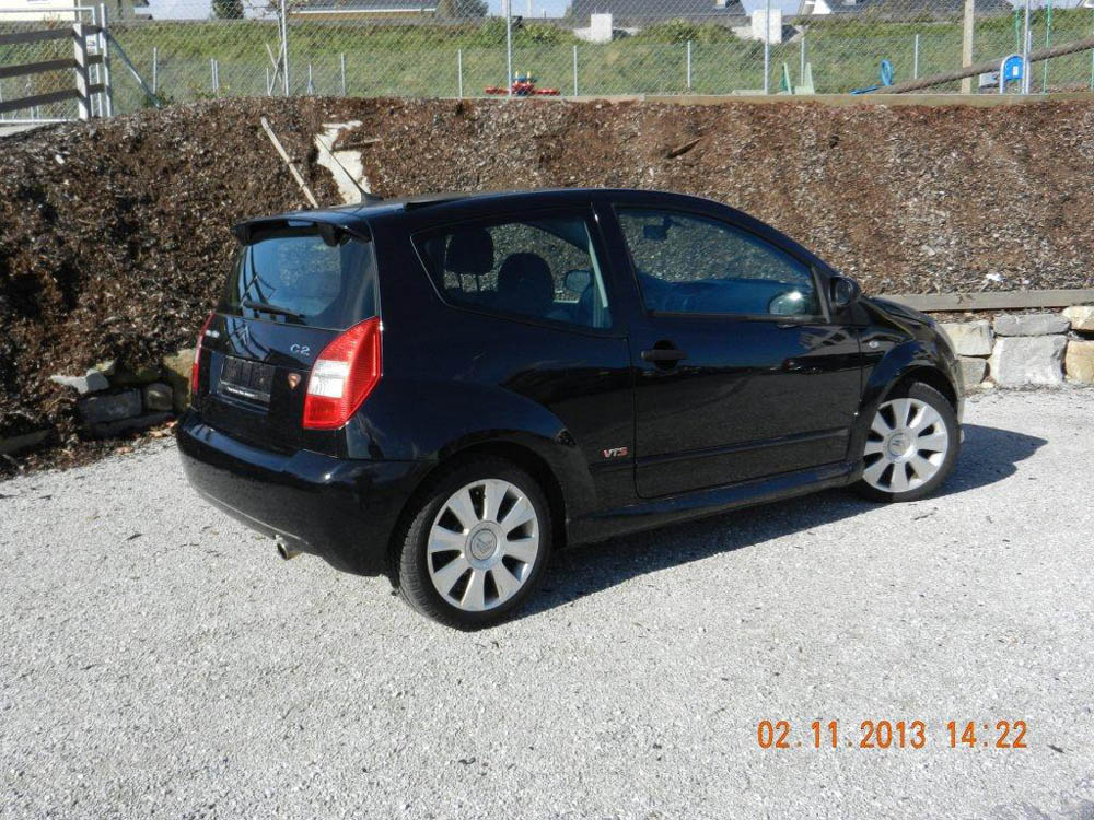 Citroen C2 VTS Superman