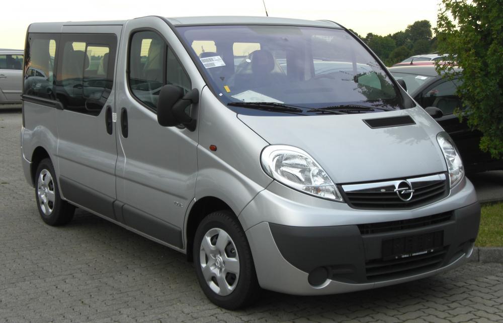 Opel Vivaro 25TD J30/34