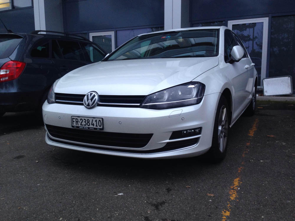 Volkswagen Golf VII 1.4TSI Bluemotion