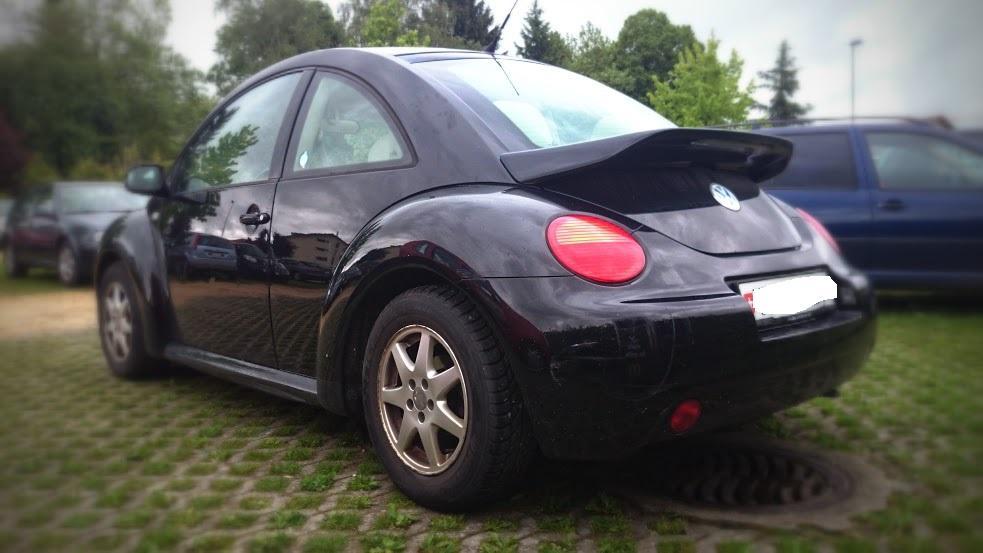 Volkswagen newbeetle