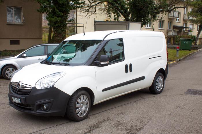 Opel Combo L2H1