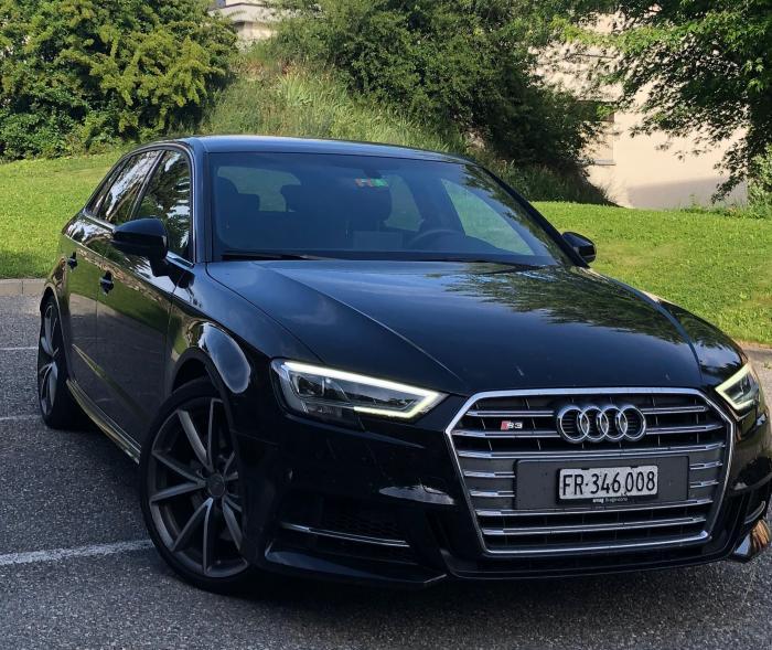 Audi S3 2.0 TFSI S-Tronic