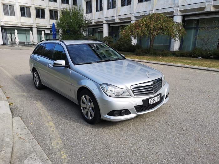 Mercedes C200 CDIT