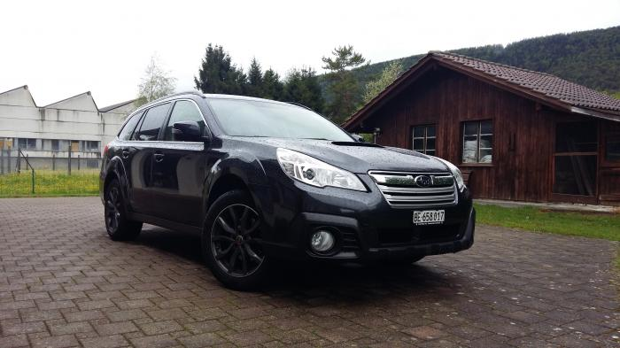 Subaru Outbaak