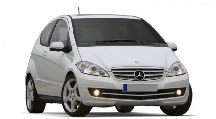 Mercedes A160