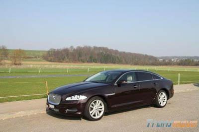 Jaguar XJ LWB