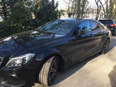 Mercedes CLS 350 4 matic