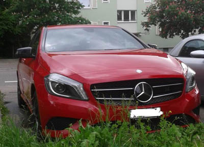 Mercedes A Klasse Urban 180 CDI