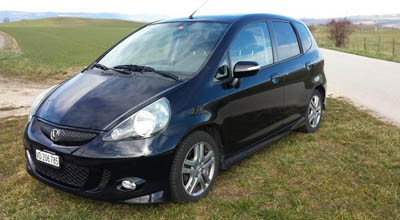 Honda Jazz 1.4 II automatique