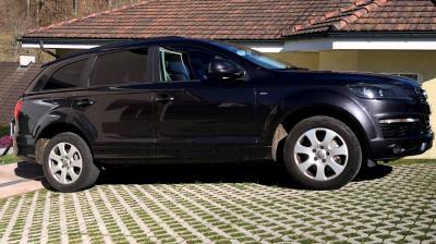 Audi Q7 7-Sitzer