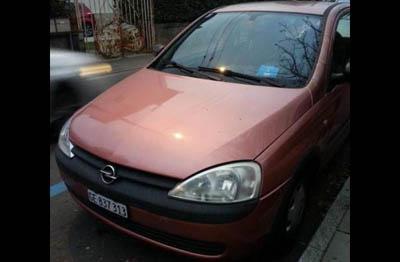 Opel Corsa C12
