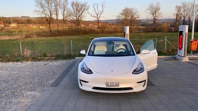 Tesla Model 3 AWD LR 2020