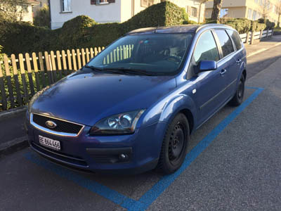Ford Focus 2.i Carving