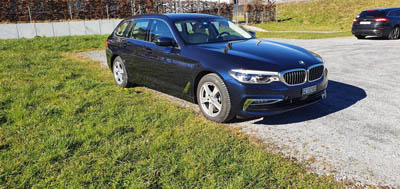 Bmw 530i Touring XDrive Luxury Line