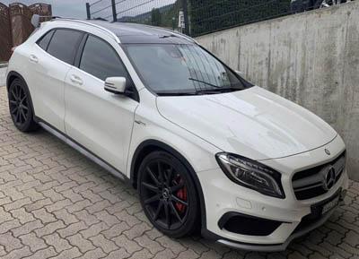 Mercedes GLA 45amg