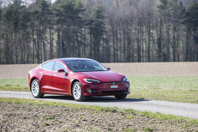 Tesla S100D