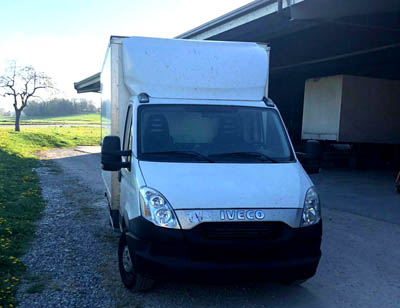 Iveco 35S17 Daily