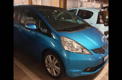 Honda Jazz 1.4i Exclusive