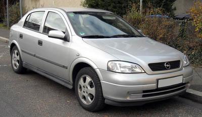Opel astra G18