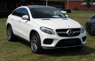 Mercedes GLE COUPE 350D