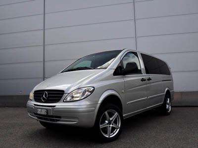 Mercedes Vito 115 CDI 4x4
