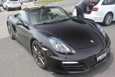 Porsche Boxster 981 S