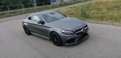 Mercedes C 63 amg s edition one