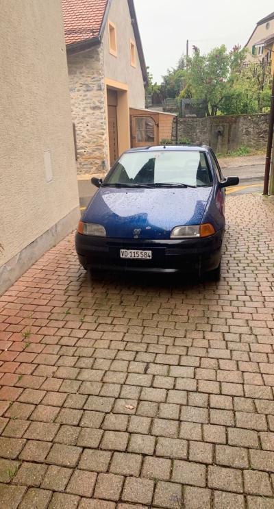Fiat Punto s