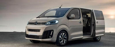 Citroen Jumpy Space Tourer