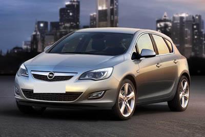 Opel Astra 1.40 Turbo