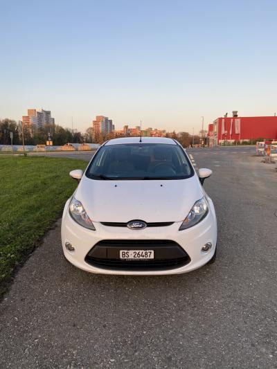 Ford Fiesta 1.4 Trend+