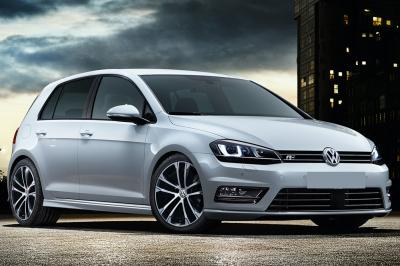 Volkswagen Golf R-Line lounge edition