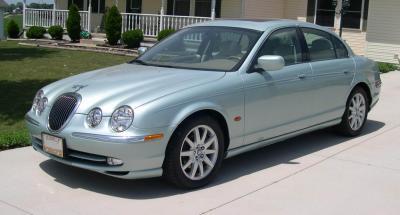 Jaguar S-Type 3.06V6Ex