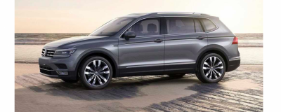 Volkswagen Tiguan Allspace 7-Sitzer