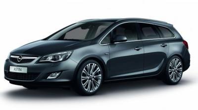 Opel Astra J 20DTH ST
