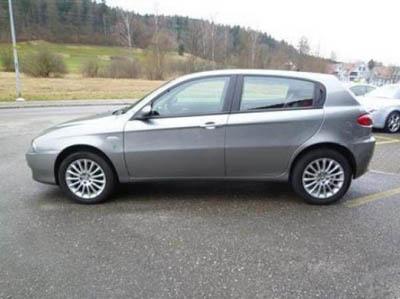 Alfa-Romeo 147 VIP