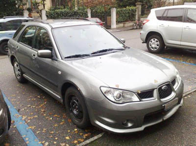 Subaru Impreza Break 2.0R