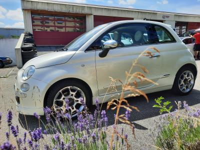Fiat 500 8vTwin Air Turbo