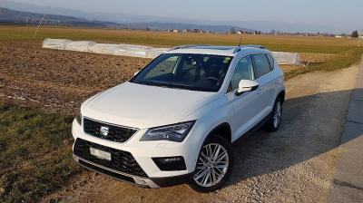 Seat Ateca 2.0 TDI 4WD Excellence inkl. Tank