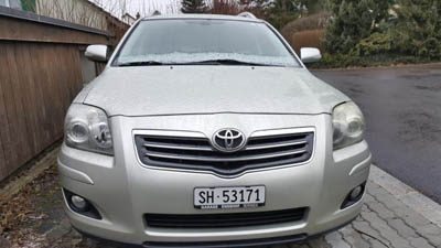 Toyota Avensis 2.2D-CAT