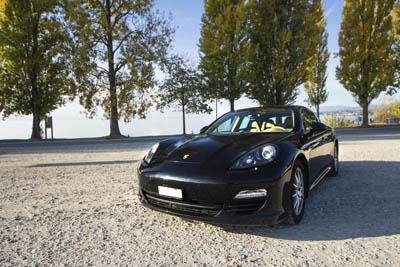 Porsche Panamera Hybryd