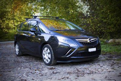 Opel Zafira 1.4i Turbo Cosmo