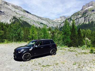 Mini Countryman S 4x4