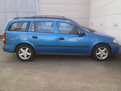 Opel Astra G Break