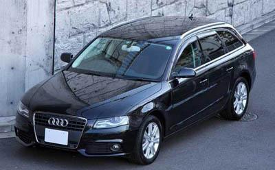 Audi A4 Avant 1.8TFSI